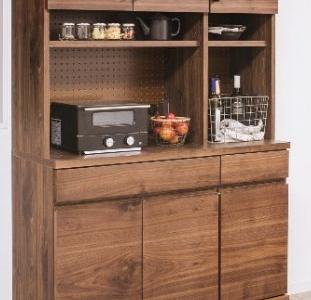 オープン食器棚